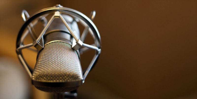 A listing of marketing podcasts.