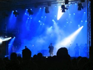 Echo & The Bunnymen in concert